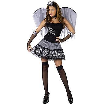 Skeleton Fairy Adult Costume
