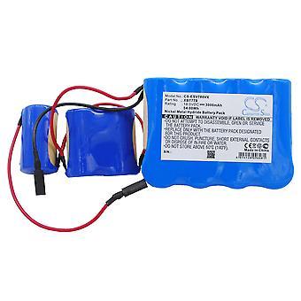 Bateria para Shark Euro Pro XBT779 Pet Perfect II Mão Vac SV780 VX33 3000mAh 18V