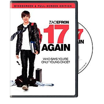 17 Again [DVD] USA import