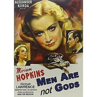 Men Are Not Gods [DVD] USA import