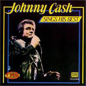 Johnny Cash - Sings His 20 Best [CD] USA import