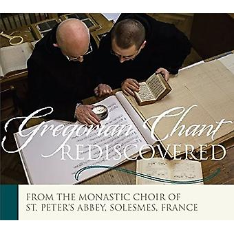 Chant / Monks of Solesmes - Discovering Gregorian Chant [CD] USA import