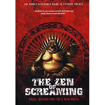 Zen of Screaming [DVD] USA import