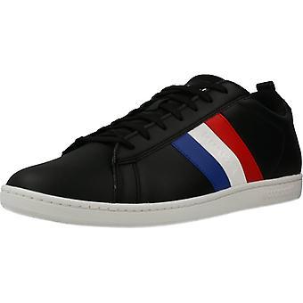 Le Coq Sportif Sport / Courtclassic Flag Color Zwarte Schoenen