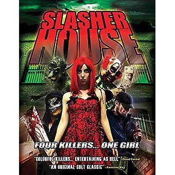 Slasher House [DVD] USA import