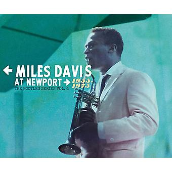 Miles Davis - Miles Davis at Newport: 1955-1975 Bootleg Series 4 [CD] USA import