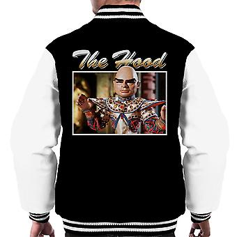 Thunderbirds The Hood Retro Design Män & apos; s Varsity Jacket