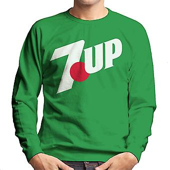 7up 80s Classic Logo Men's Sweatshirt 7up 80s Classic Logo Men 's Sweatshirt