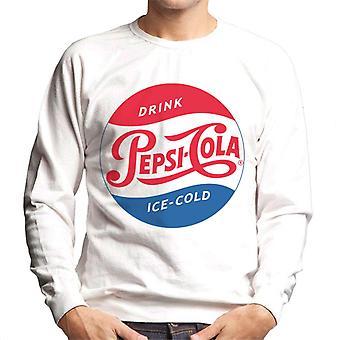 Pepsi Cola 1954 Ice Cold Men's Sweatshirt