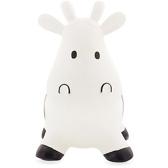 Ulysse Black and White Cow Skippy Toy