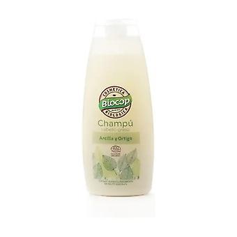Clay and Nettle Shampoo 400 ml