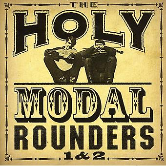 Holy Modal Rounders - 1 & 2 [CD] USA import