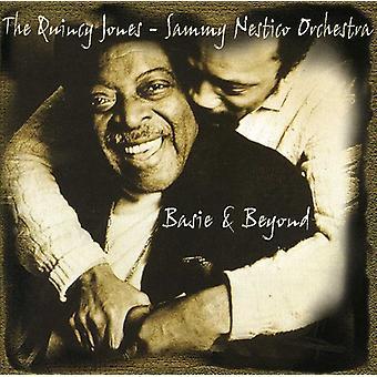Quincy Jones & Sammy Nestico Orchestra - Basie & Beyond [CD] USA import