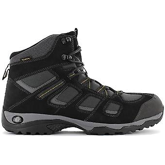 Jack Wolfskin Vojo Hike 2 Texapore Mid - Men's Hiking Shoes Grey 4032371-6350 Sneakers Sports Shoes