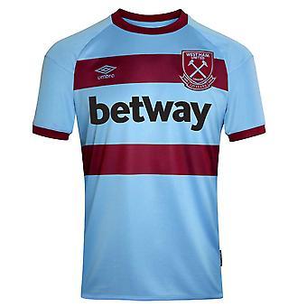 Camisa 2020-2021 do West Ham Away Football