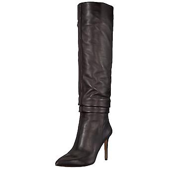 Vince Camuto Women's Schoenen Kashiana Leather Closed Toe Over Knee Fashion Boots