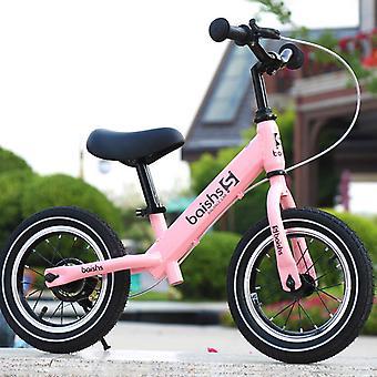 الأطفال دراجة لا دواسة، سكوتر الدراجة التوازن، لعبة في الهواء الطلق ممارسة التدريب