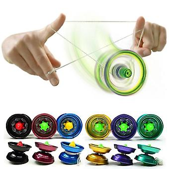 Truque de brinquedo yoyo professionnel com corda