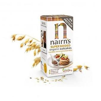 Nairns - 20% OFF Organic Super Seeded Oatcakes 200 g