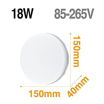 Round Led Panel Light 18w/24w/36w/48w Led Surface Ceiling Square Light 85-265v