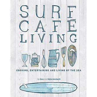 Surf مقهى المعيشة - كتاب الطبخ