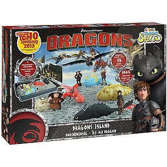 Craze Magic Sand - Dragons Island