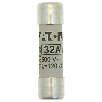 Bussmann C10G32 32A GG 500Vac 10x38mm Cylindrical Fuse