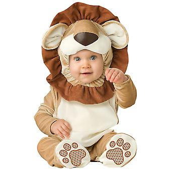 Lovable Lion Animal King of Jungle Toddler Boys Costume