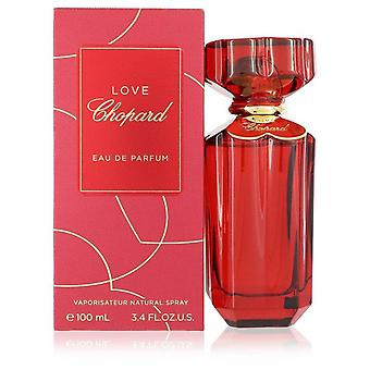 Love chopard eau de parfum spray by chopard 552484 100 ml