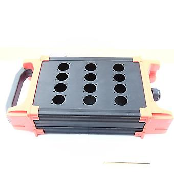 Alta calidad 12 Señal Pathway Stage Junction Box Snake Cable Box Multicanal