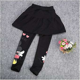 Baby Child Kids Toddlers Legging Jupe-pantalon's Bootcut Pour 2-7kid