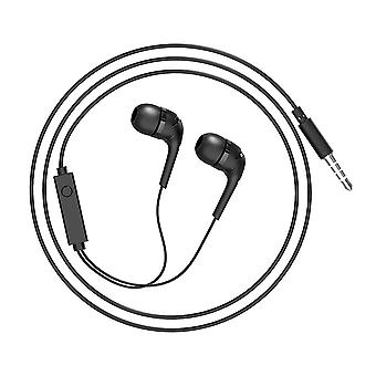 HOCO M40 3.5mm Hifi Wired Portable Foldable In-ear Stereo Sport Earphone