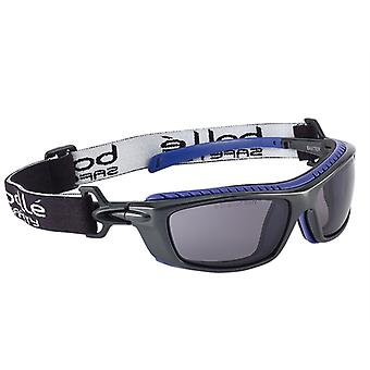 Bolle Safety BAXTER Platinum Safety Glasses - Smoke BOLBAXPSF