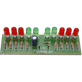 Future Kit 10 LED MONO VU Meter DIY Kit