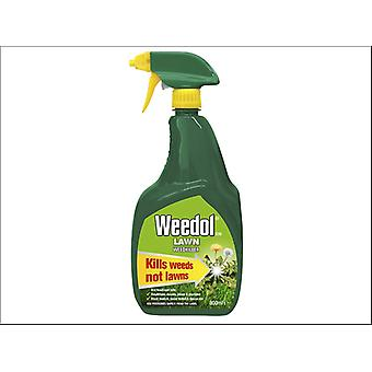 Miracle Weedol Lawn Weedkiller Gun 800ml