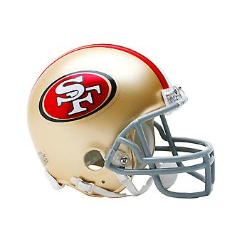 Riddell VSR4 Mini Football Helmet - NFL San Francisco 49ers
