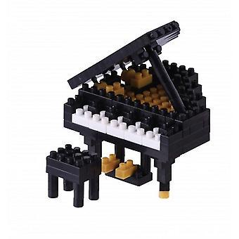 Nanoblock Grand Piano MC NAN-NBC146