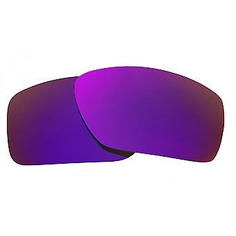 الاستقطاب استبدال العدسات ل Oakley كبيرة تاكو النظارات الشمسية المضادة للخدش الأرجواني