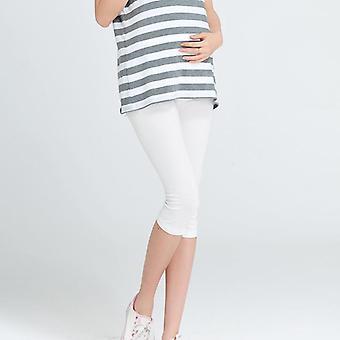 Maternity Leggings Modal High Waist Pregnancy Belly Pants