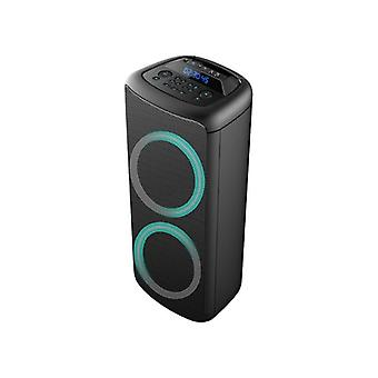 Denver Electronics 72W Black bluetooth speakers