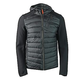 Parajumpers Nolan Black Down Jacket