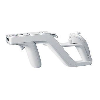 Wii-ザッパーツール、ゲームシューティング任天堂コントローラのための取り外し可能なヌンチュクホルダー