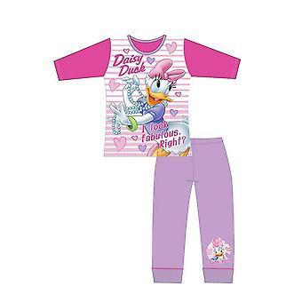 Disney Girls Fabulous Daisy Duck Pyjama Set