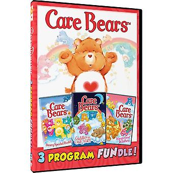Care Bears: 3-Pack Fundle [DVD] USA import