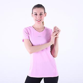 Ladies Slim Yoga Fitness Sports Top H05