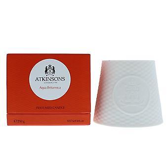 Atkinsons Aqua Britannica Perfumed Candle 250g