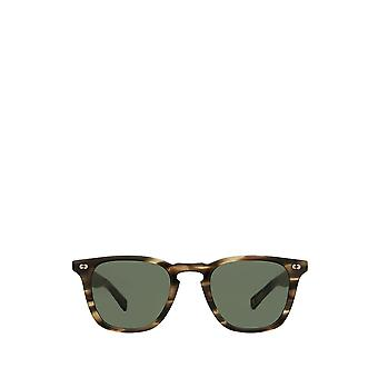 Garrett Leight BROOKS X SUN kodiak tortoise male sunglasses