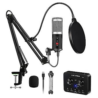 Usb Computer Studio Microphone For Pc