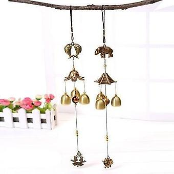 Antique Wind Chime Coppe