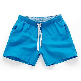 Sommer Style Mænd Shorts Slim Fitness Pants Beach Shorts
